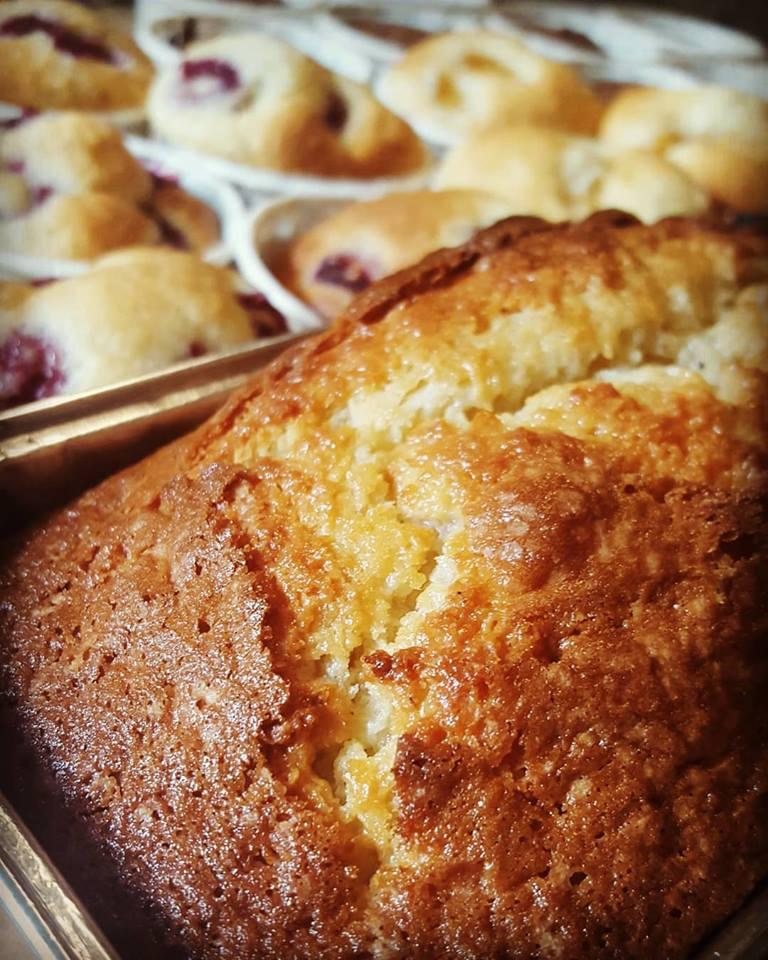 cake yaourt sucré dessert cantine nomade traiteur strasbourg